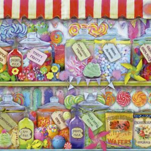 Candy Shop 1000 PC Jigsaw Puzzle