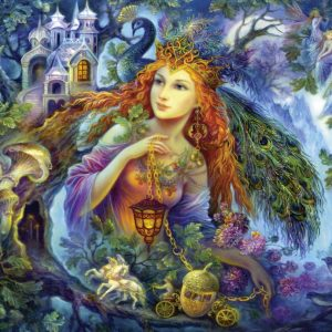 Fairy of The Forest 500 PC Jigsaw Puzzle