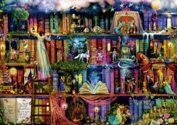 Fairytale Fantasia 1000 PC Jigsaw Puzzle