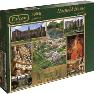 Hatfield House 500 PC Jigsaw Puzzle