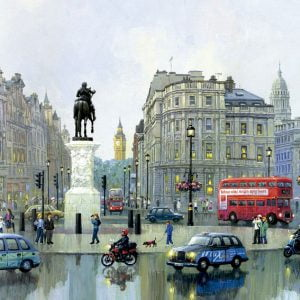 London Charing Cross 3000 PC Jigsaw Puzzle