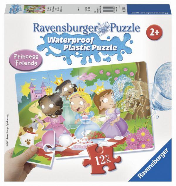 Princess Friends 12 PC Jigsaw Puzzle