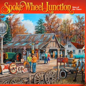 Signs of the Times 1000 PC Jigsaw Puzzle