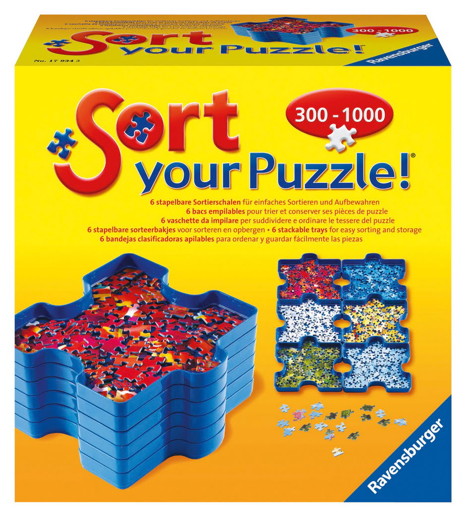 Sort Your Puzzle by Ravensburger