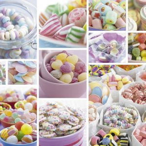 Sweets 2000 PC Jigsaw Puzzle