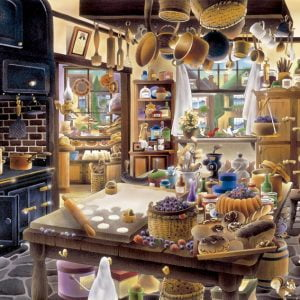 The Bakery 3000 PC Jigsaw Puzzle