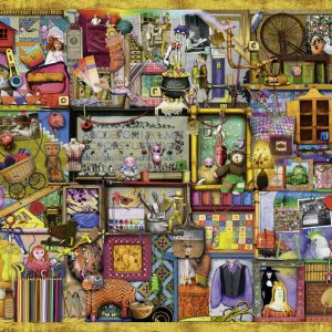 The Craft Shop 1500 PC Jigsaw Puzzle