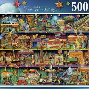 Toy Wonderama 500 PC Jigsaw Puzzle