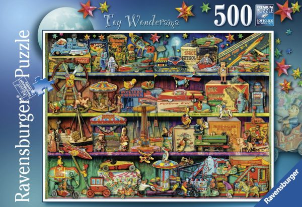 Toy Wonderama 500 PC Jigsaw Puzzle
