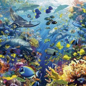 Underwater Paradise 3000 PC Jigsaw Puzzle