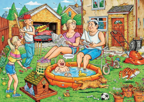 What If No 1 1000 PC Jigsaw Puzzle