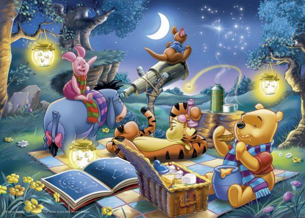 Winnie the Pooh 1000 PC Jigsaw Puzzle