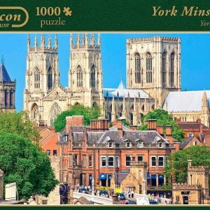 York Minster 1000 PC Jigsaw Puzzle