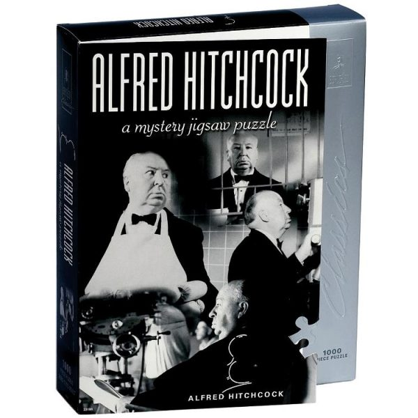 Alfred Hitchcock 1000 PC Jigsaw Puzzle
