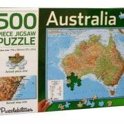 Australia 500 PC Jigsaw Puzzle