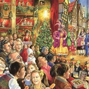 Christmas Pantomine 1000 Piece Puzzle
