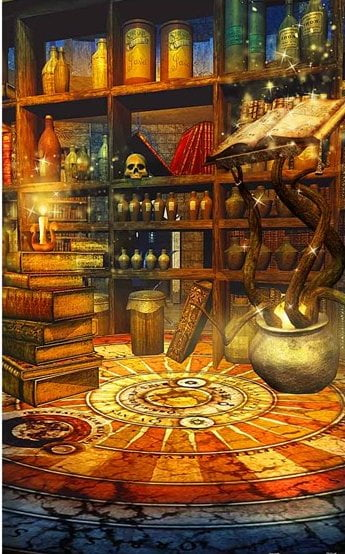 fantasy-magic-room-1000-pc-jigsaw-puzzle-
