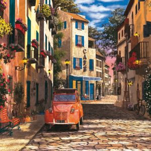 Heart of Southern France 500 PC Jigsaw Puzzle