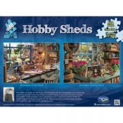 Hobby Shed Granpas Potting Shed 500 XXL PC Jigsaw Puzzle