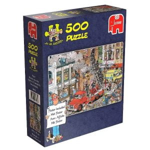JVH Fire 500 PC Jigsaw Puzzle