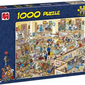 JVH Get Well Soon 1000 PC Jigsaw Puzzle