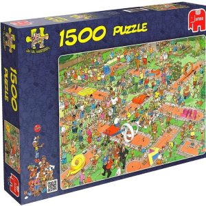 JVH Mini Golf 1500 PC Jigsaw Puzzle