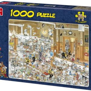 JVH The Kitchen 1000 PC Jigsaw Puzzle