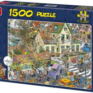 JVH The Storm 1500 PC Jigsaw Puzzle