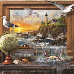 Marine to Life 1000 PC Jigsaw Puzzle