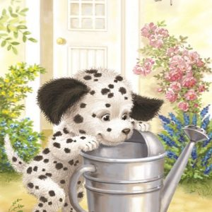 Naughty Dalmation 260 PC Jigsaw Puzzle