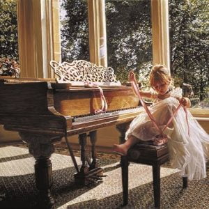 Piano Ballerina 1000 PC JIgsaw Puzzle