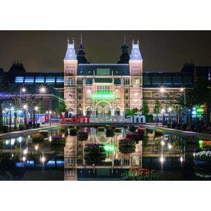 Rijksmuseum by Night 1000 PC Jigsaw Puzzle