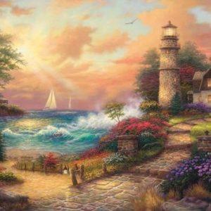 Seaside Dreams 1000 PC Jigsaw Puzzle