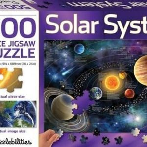 Solar System 500 PC Jigsaw Puzzle