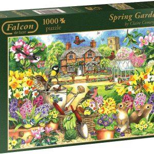 Spring Garden 1000 PC Jigsaw Puzzle