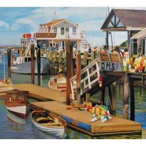 Summer Pier 2000 PC Jigsaw Puzzle