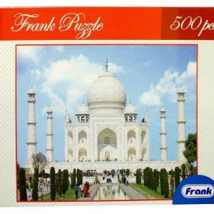 Taj Mahal 500 PC Jigsaw Puzzle