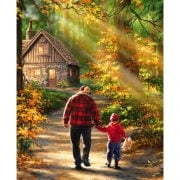 The Path 1000+ Jigsaw Puzzle