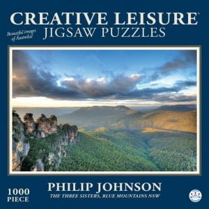 The Three Sisters Blue Mountains 1000 PC Jigsaw Puzzle