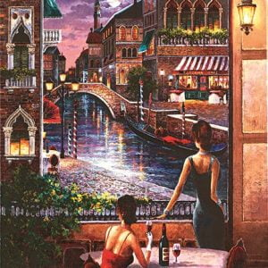 Waiting for Love 1000 PC Jigsaw Puzzle