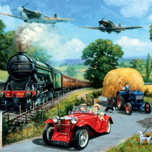 Wartime Summer 1000 PC Jigsaw Puzzle