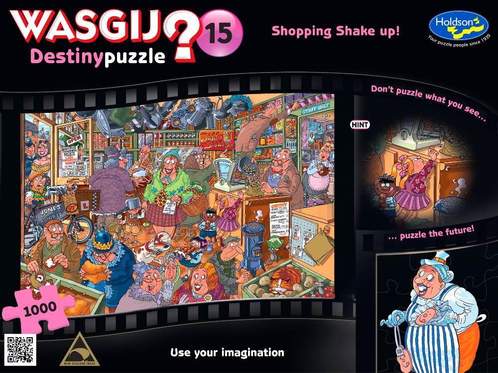 Buy Wasgij Jigsaw Puzzle At Puzzle Palace Australia