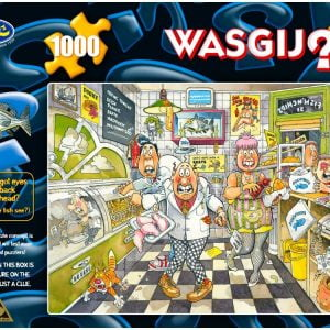 Wasgij 20 Fishy Business Original 1000PC Jigsaw Puzzle