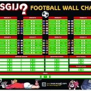 Wasgij 21 Football Fever Original Jigsaw Puzzle
