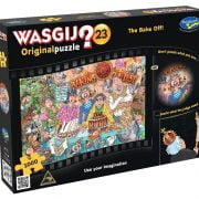 Wasgij 23 The Bake Off Original Jigsaw Puzzle 1000 PC