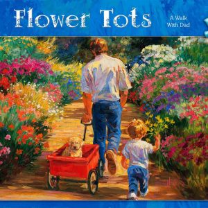 A Walk with Dad 500 PC Jigsaw Puzzle