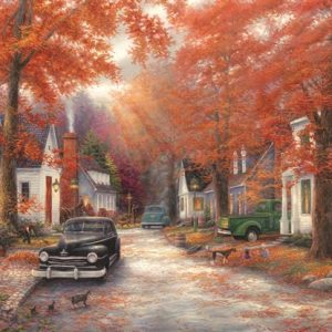 A moment on Memory Lane 2000 PC Jigsaw Puzzle