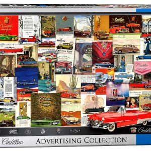 Cadillac Advertising 1000 PC Jigsaw Puzzle