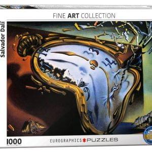 Dali Melting Clock 1000 PC Jigsaw Puzzle
