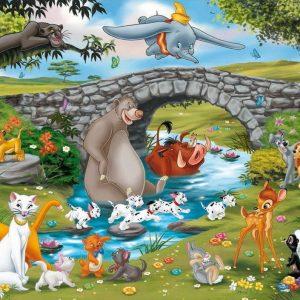 Disney Animal Friends 100 XXL PC Jigsaw Puzzle
